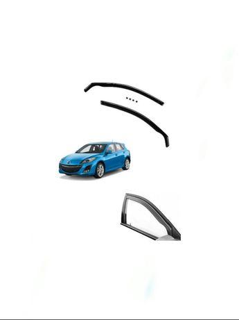 Ветробрани Mazda 3 (2008-2014)- 4/5 врати-  (2бр.)