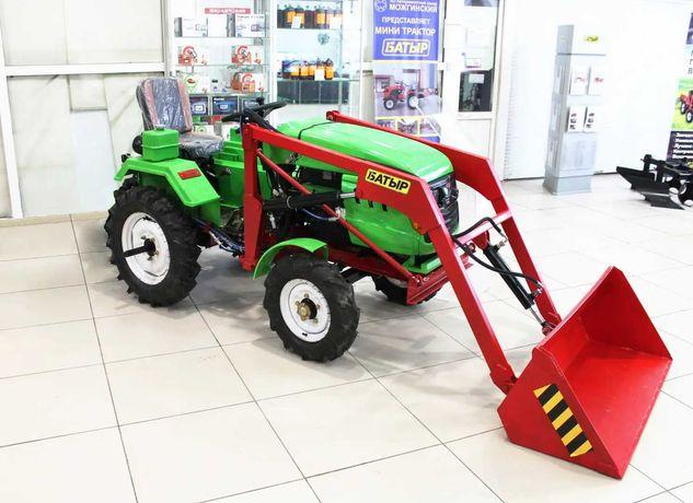 Продам новый трактор Батыр с навеской срочно