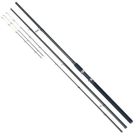 Lanseta TFD 2 Wind Blade, Feeder FD-1 50% Carbon, up to 160g, 3+3 varf