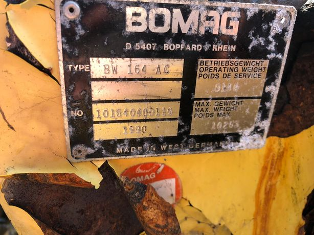 Bomag BW 164 pompe hidraulice pampa hidraulica piese