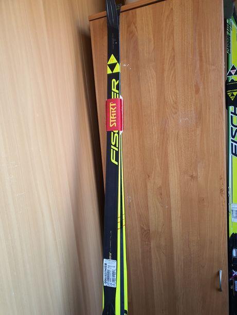 Лыжи беговые Fischer классика