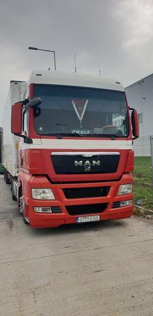 Man TGX  440 2012 mega