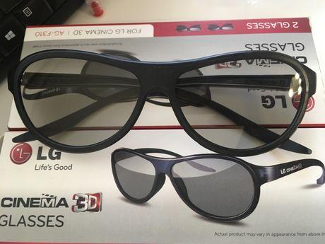 4D очки lg.