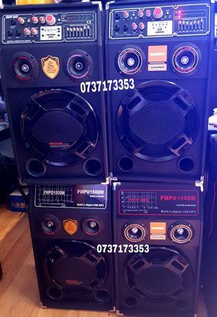 Set 2 boxe active Temeisheng DP-284,240W,Bluetooth,USB,Card