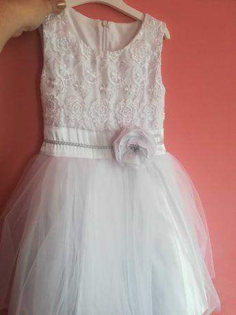 Детска официална рокля 110 размер