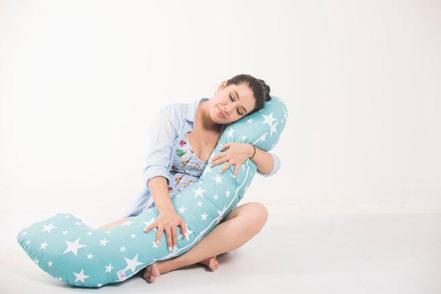 """Подушка для беременных формы """"банан"""""""