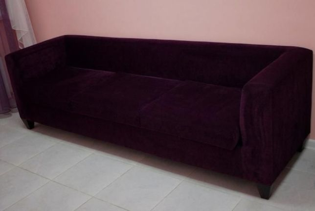 Стильный дизайнерский диван