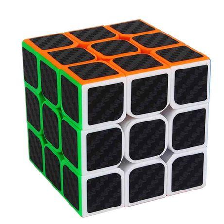 Cub rubic carbon 3x3x3 Mei long 3