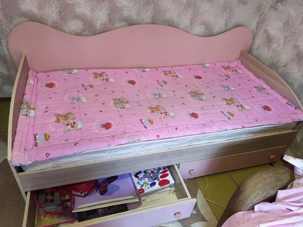 Кровать 100смх2м 40000 тг