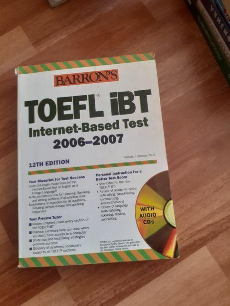 Книга Toefl IBT