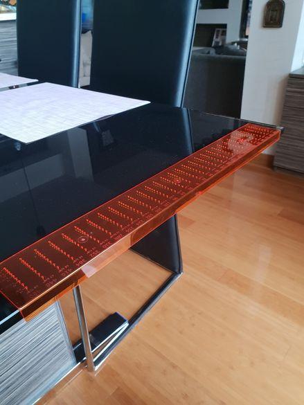 Шаблон за поставяне на дръжки за мебели