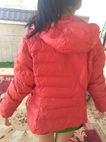 Куртка осенняя на девочек 13-16