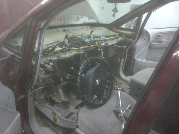 Замена и ремонт авто печек. Промыва печи.