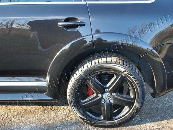 Вежди за калници за VW TOUAREG FACELIFT №201809