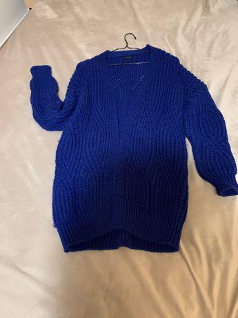 Cardigan  oversize tricotat