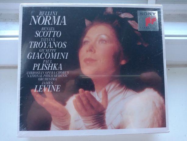Pachet 2 cd Bellini Norma