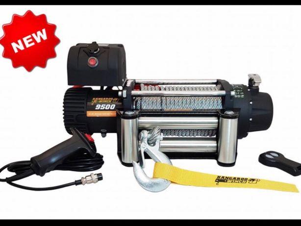 Troliu KangarooWinch / PowerWinch K 9500 PowerSpeed-puternic și rapid