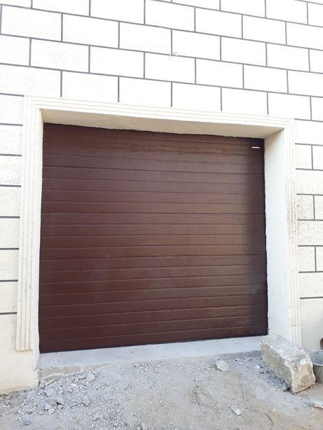 Ворота рольставни гаражные секционные , ремонт ворот и автоматики
