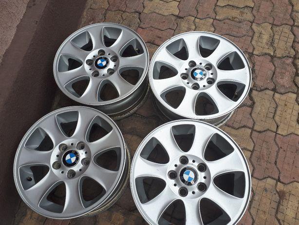 """Jante Aluminiu pe 16"""",Originale BMW,7J,IS44,arata ca noi"""