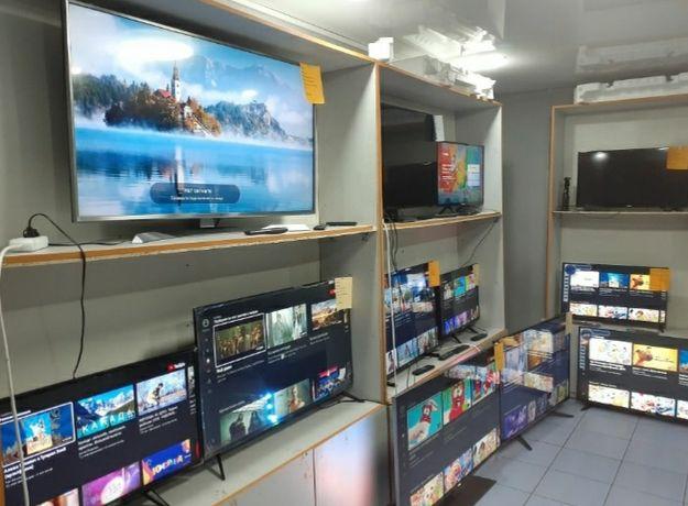 Новые телевизоры по реальным ценам без наценки  только у нас