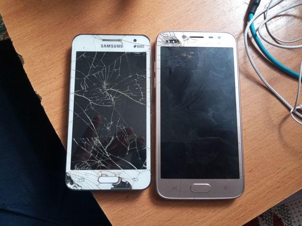 Продам 2 телефона на запчасти