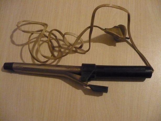 Советская плойка для завивки волос (Щипцы электрические ЩЭ-2М12)