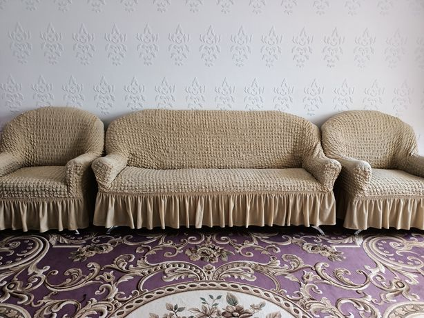 Диван+мини диван+2кресло
