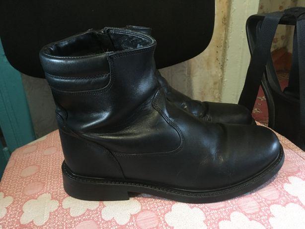 Ботинки(п/сапоги) мужские зимние