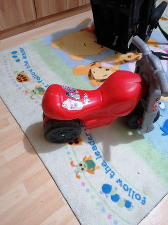 Motoretă copii plastic