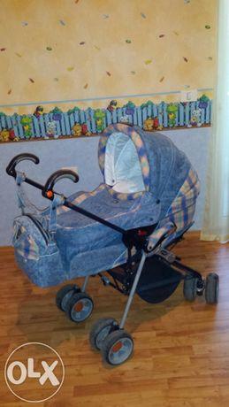Бебешка количка - JANE 2в1 - комбинирана