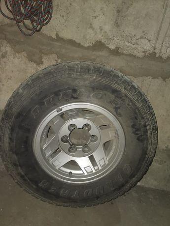 Колесо на запаску с диском