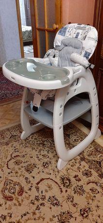Продаю стол, стул для кормления ребёнка трансформер