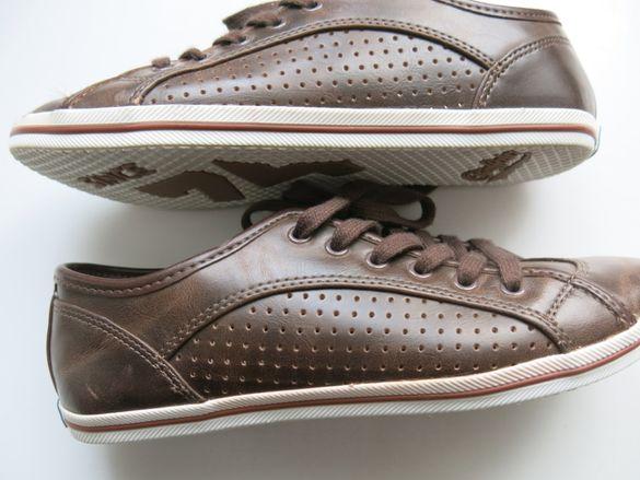 Дамски обувки Бъфало