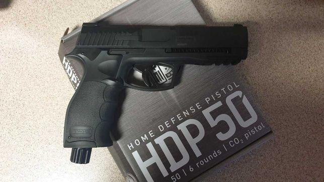 Pistol Airsoft HDP Umarex Cal.50=> Co2/20j Auto-Aparare Protectie