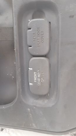 Дополнительные задние откидные сиденья на Прадо 2004г
