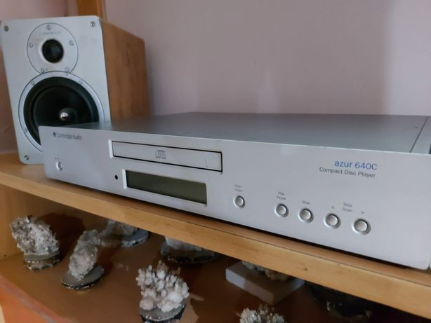 Amplificator A340, Cd player a640c ,Dab a640t + boxe s30