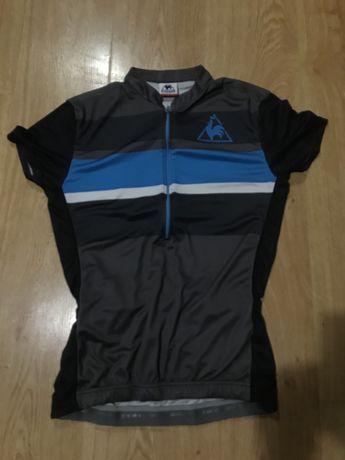 Tricou de ciclism Le Coq Sportif