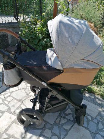 ПРОМО! Детска количка 2 в 1 BEXA - ULTRA U1 + Подарък триколка !