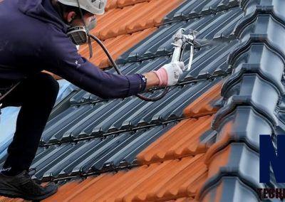 Montaj acoperișuri dulgherii mansardari Reparati hidroizolații