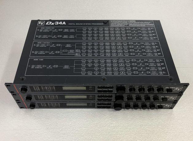 Vand procesor Electrovoice EV DX34A ( Dynacord 224 )