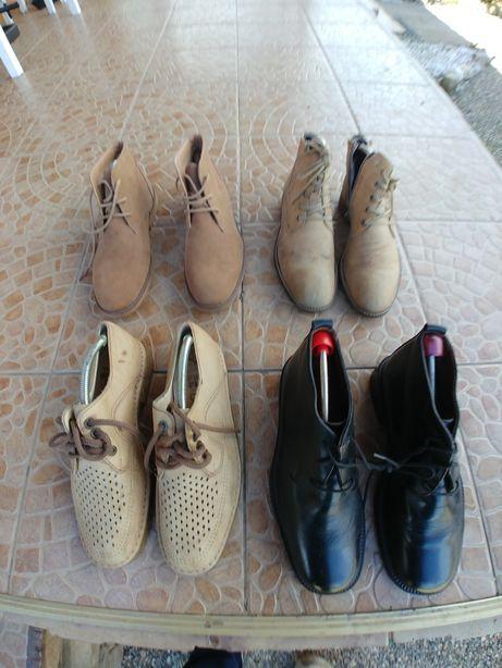 Ghete și pantofi de primăvară toamna