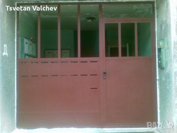 Ремонт на износени разбити или повредени метални врати