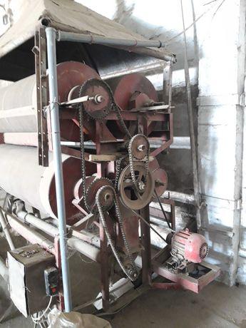 Триерная очистительная установка