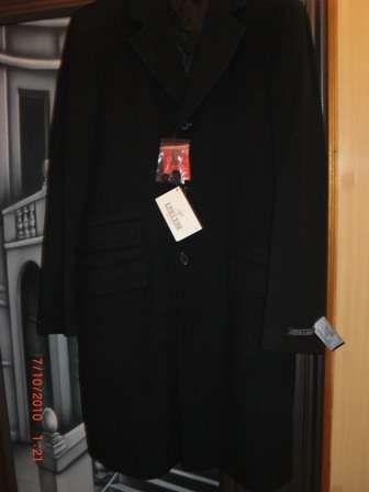 Продавам италианско палто от кашмир-вълна