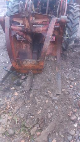 Graifer busteni lemn forestier ifron