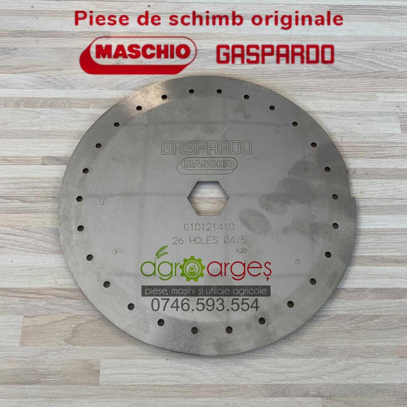 Disc seminte gaspardo 26 gauri x 4,5 original G10121410R