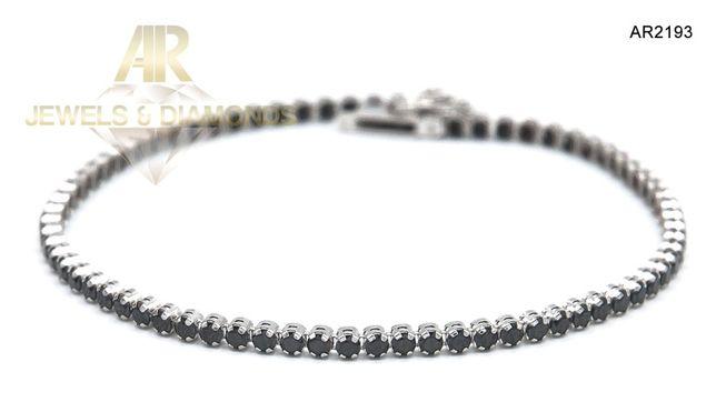 Bratara Aur TENNIS 14 K model Unisex, ARJEWELS&DIAMONDS (AR2193)