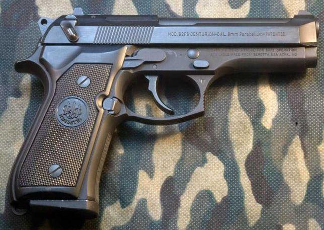 Pistol Airsoft Taurus/Beretta/Colt #Co2# 4 jouli# Metal