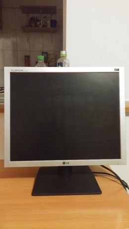 Monitor LCD LG defect