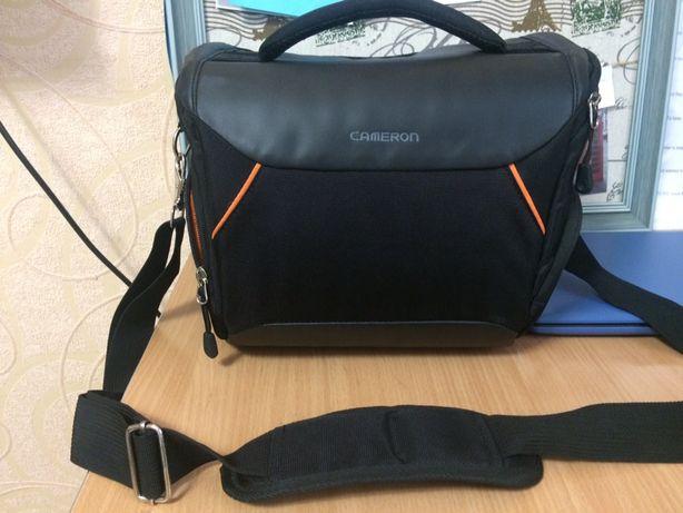Новая сумка для фотоаппарата.